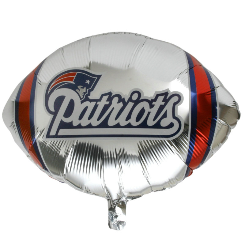 "New England Patriots 18"" Foil Balloon"