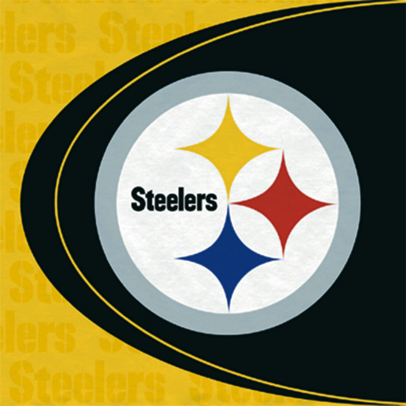 Pittsburgh Steelers Lunch Napkins (16 count)