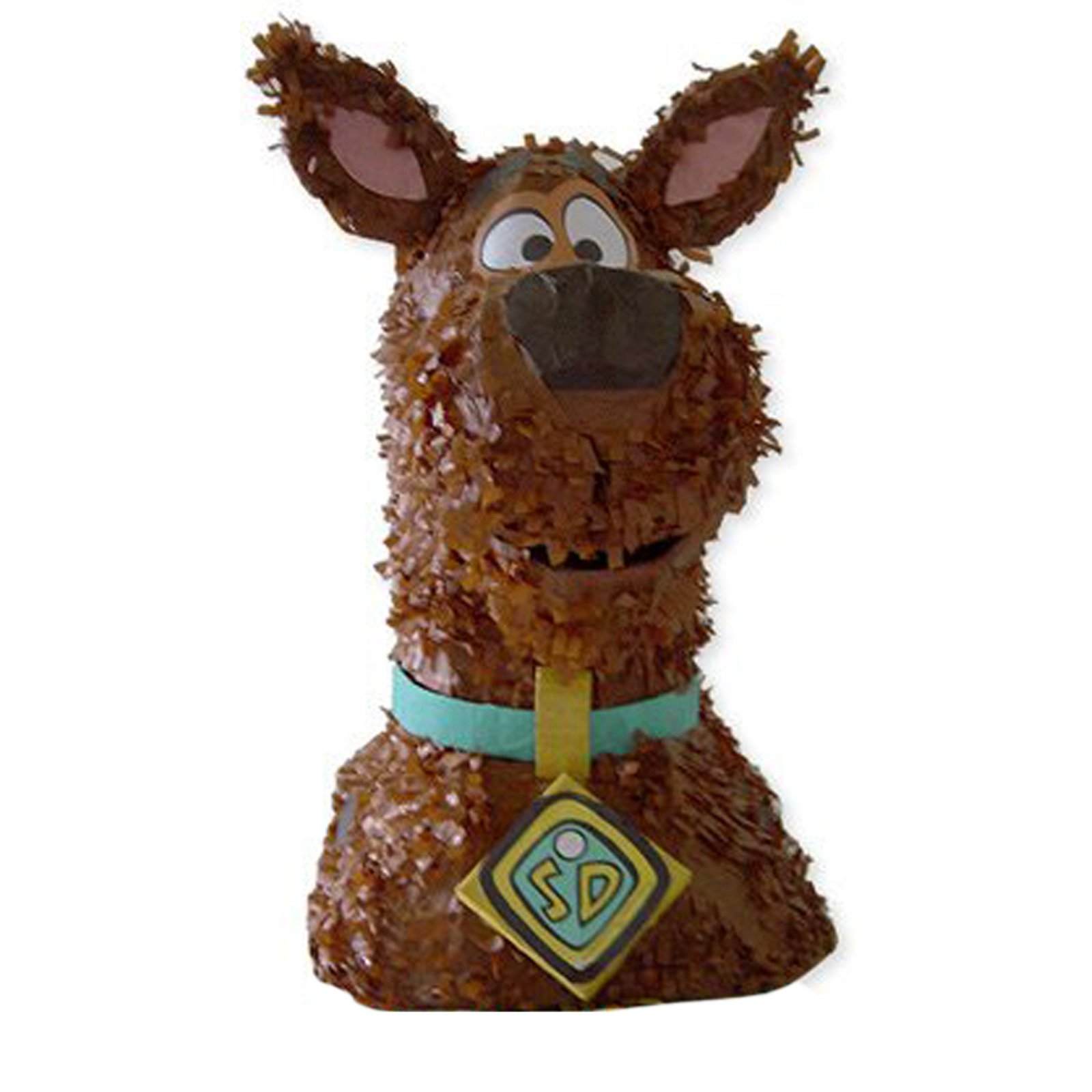 Scooby Doo 3-D Pull String Pinata