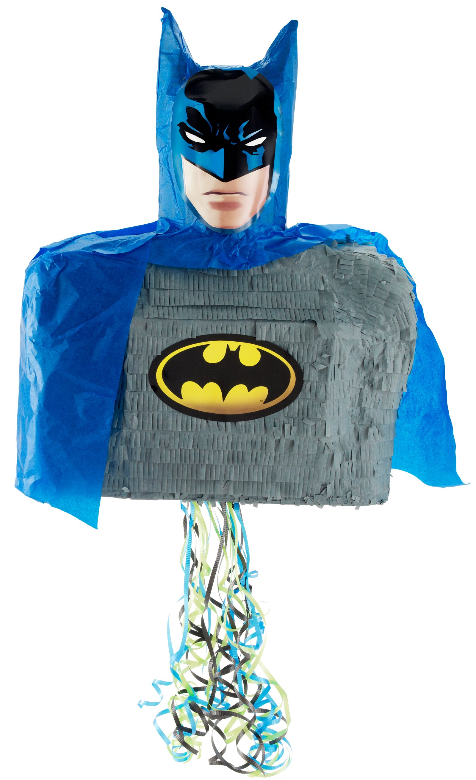 Batman 3-D Pull String Pinata