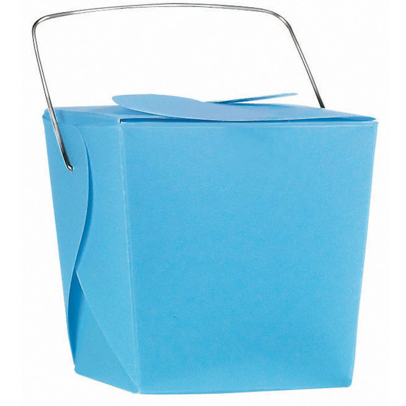 Blue Favor Pails (12 count)
