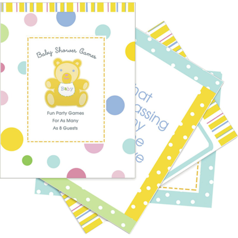 Get To Know The Mommy Baby Shower Game