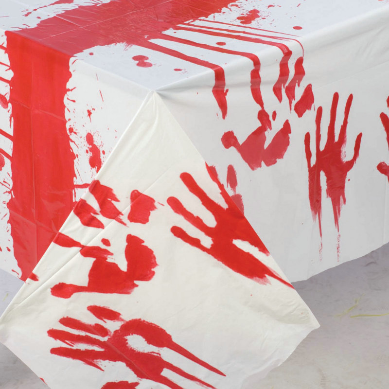 Bloody Hand Tablecover
