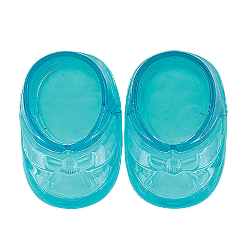 Blue Baby Boots (2 count)