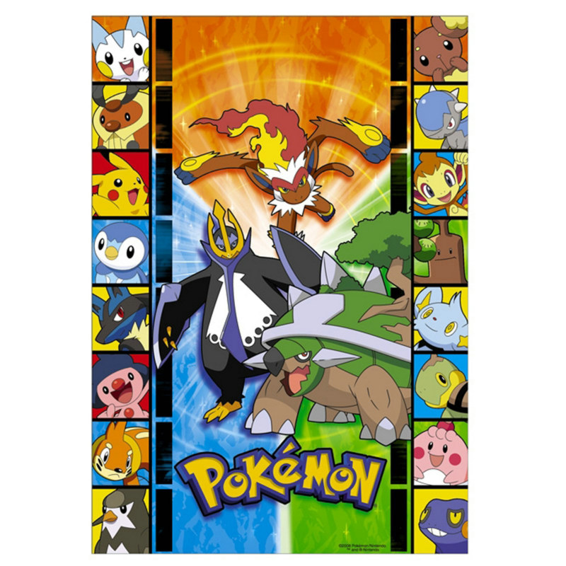Pokemon Treat Bags (8 count)
