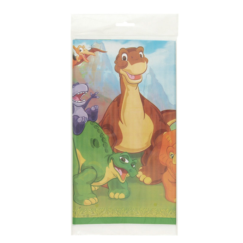 Land Before Time Plastic Tablecover