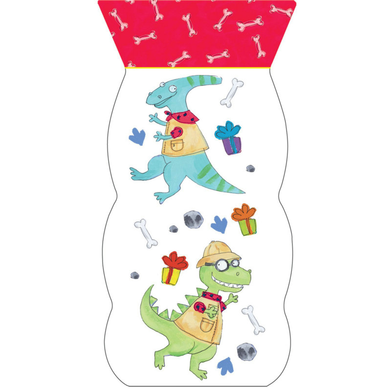 Dinomite Treat Bags (8 count)