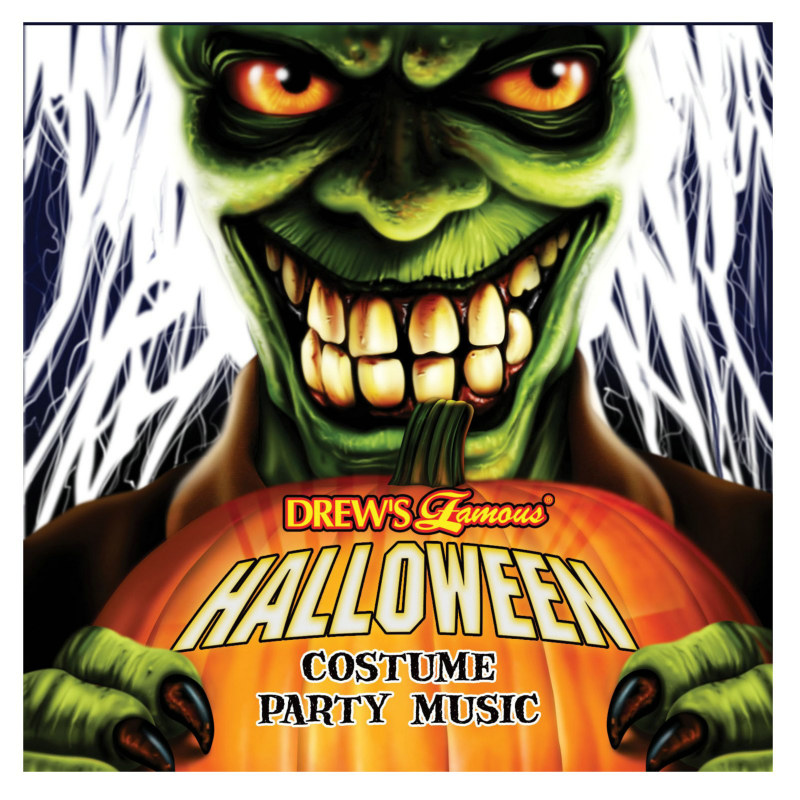 Halloween Costume Party Music CD