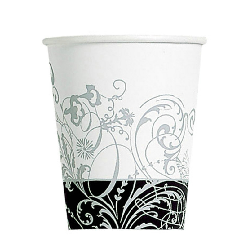 Silhouette 9 oz. Paper Cups (8 count)