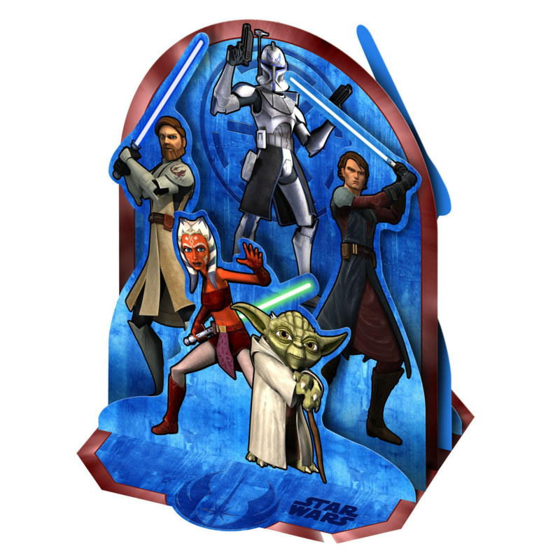 Star Wars: The Clone Wars Centerpiece