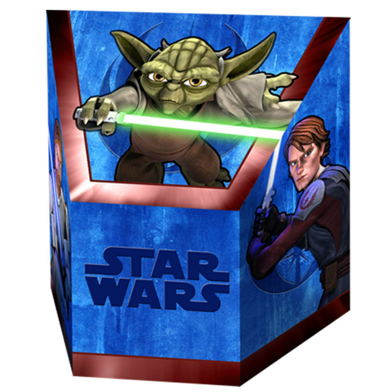 Star Wars: The Clone Wars Treat Boxes (4 count)