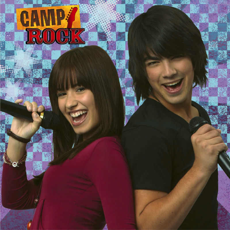 Camp Rock Lunch Napkins (16 count)
