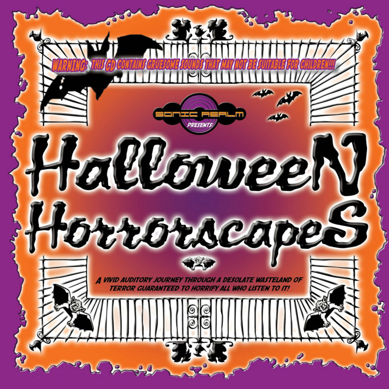 Halloween Horrorscapes CD