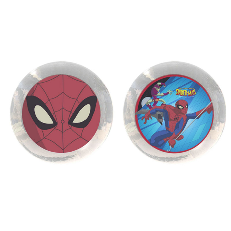 Spider-Man Bounce Balls (4 count)