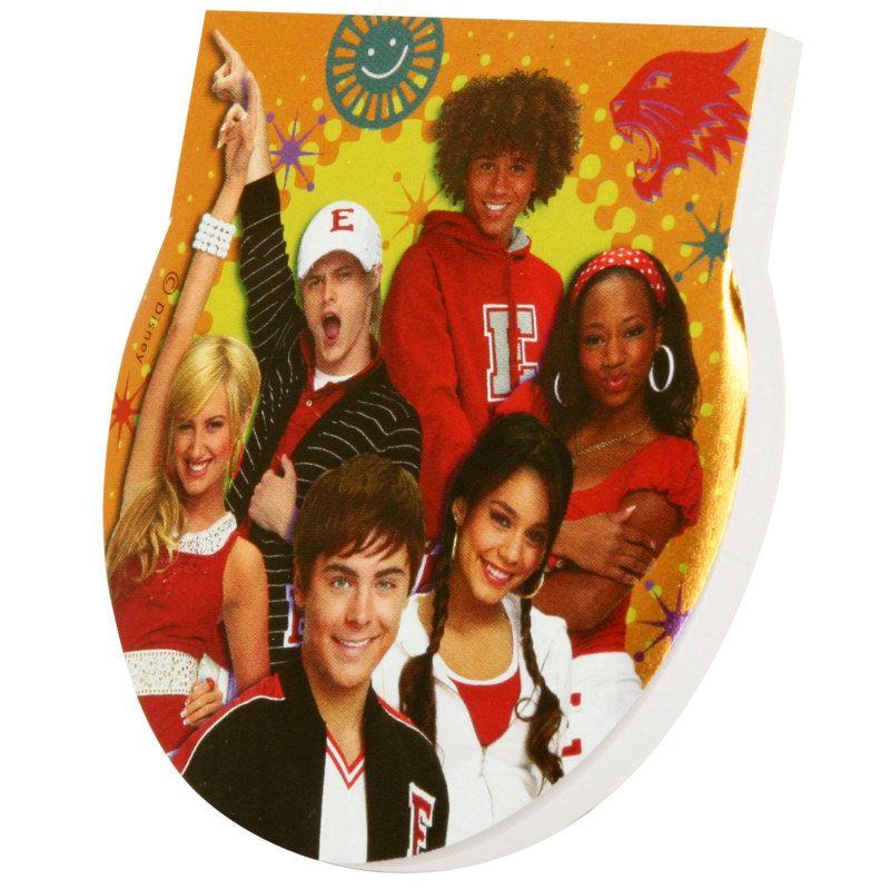 High School Musical: Friends 4 Ever Memo Pads (4 count)