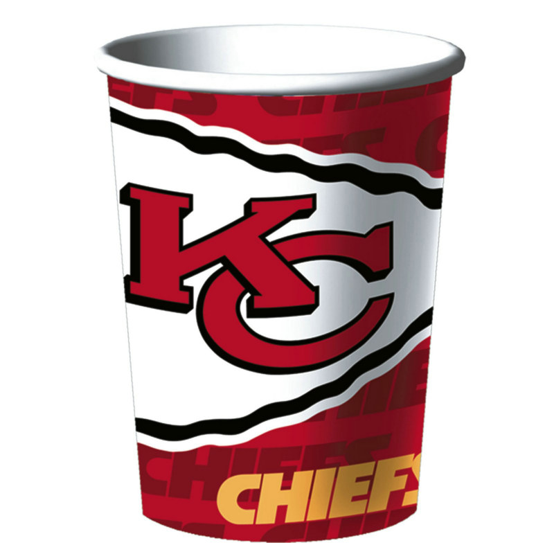Kansas City Chiefs 16 oz. Plastic Cup (1 count)