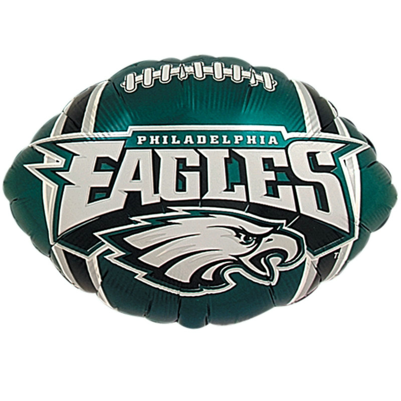 "Philadelphia Eagles 18"" Foil Balloon"