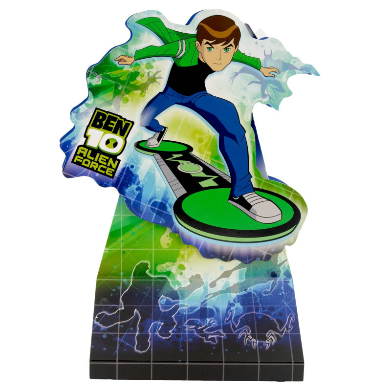 Ben 10: Alien Force Centerpiece