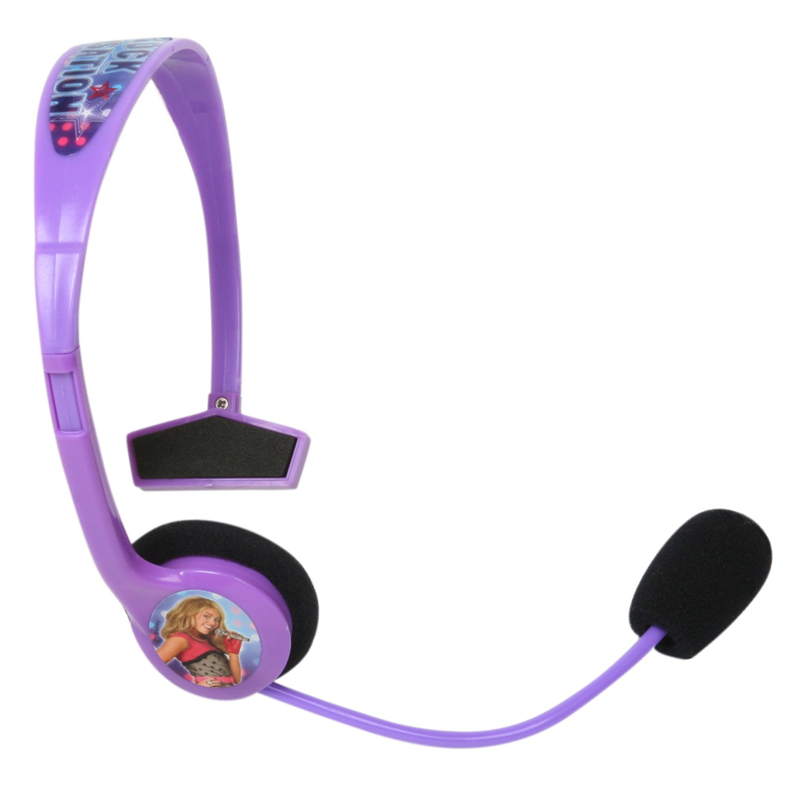Hannah Montana - Rock the Stage Headset (1 count)