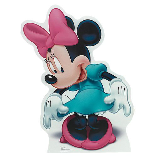 Minnie Mouse Standup
