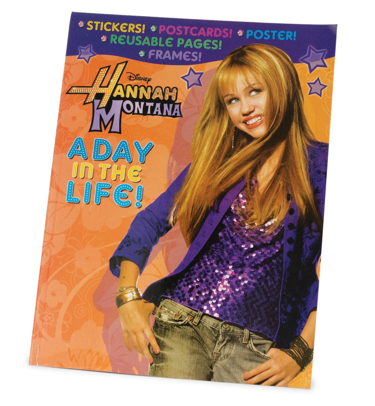 Hannah Montana Day In The Life Book