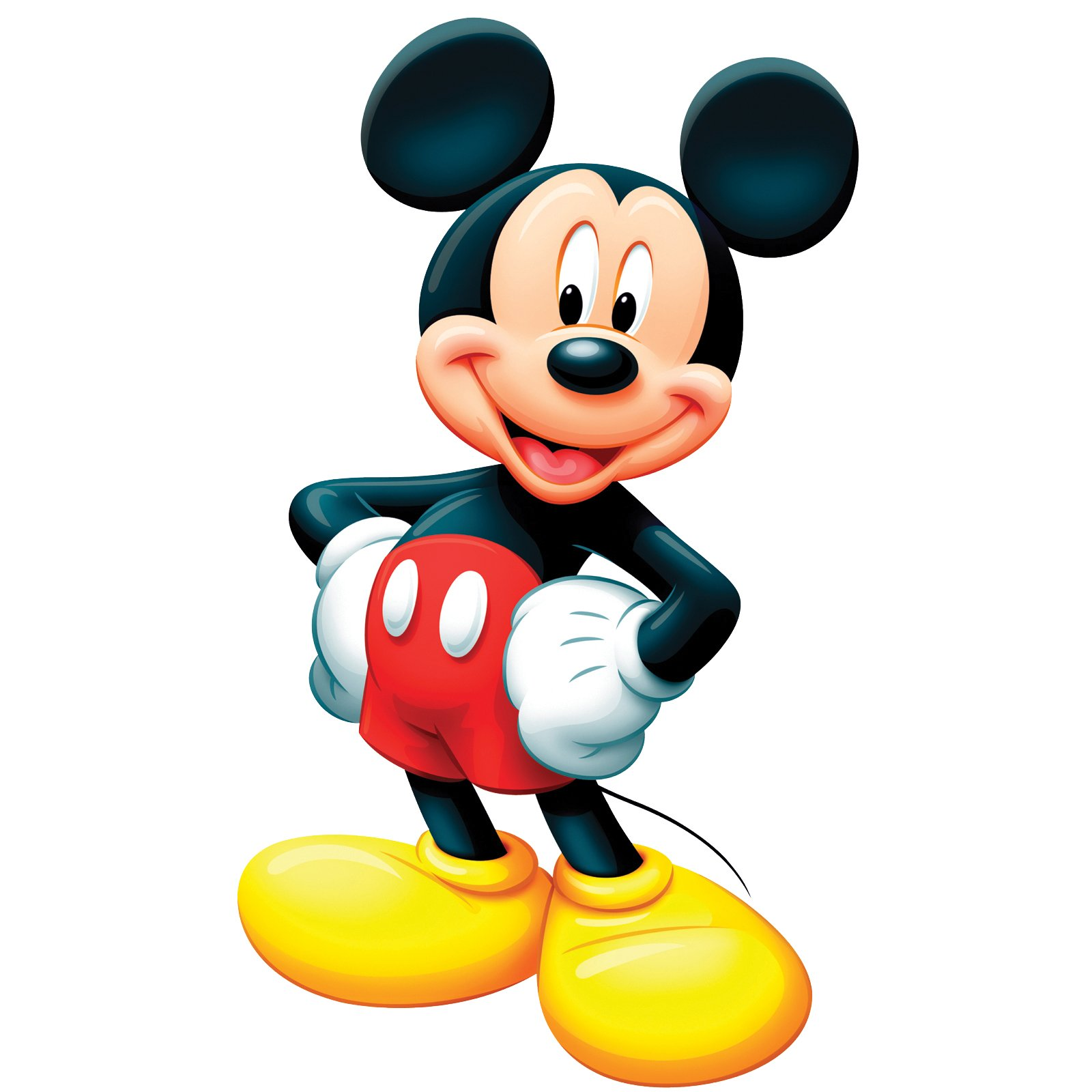 Mickey Mouse Standup