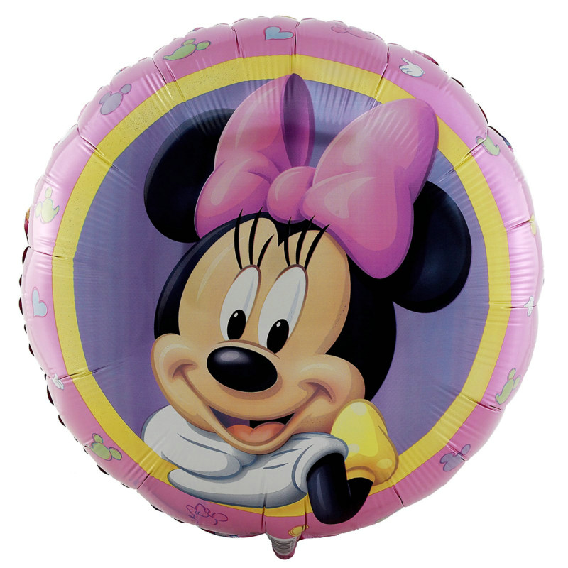 "Minnie Mouse 18"" Foil Balloon"