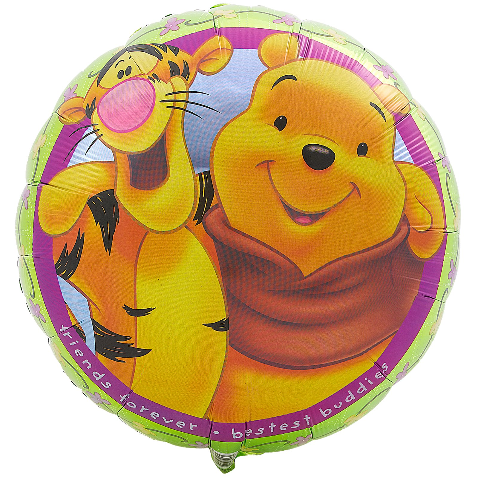 Pooh's Happy Day Foil Balloon