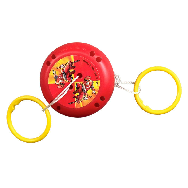 Power Rangers Spinner Whistles