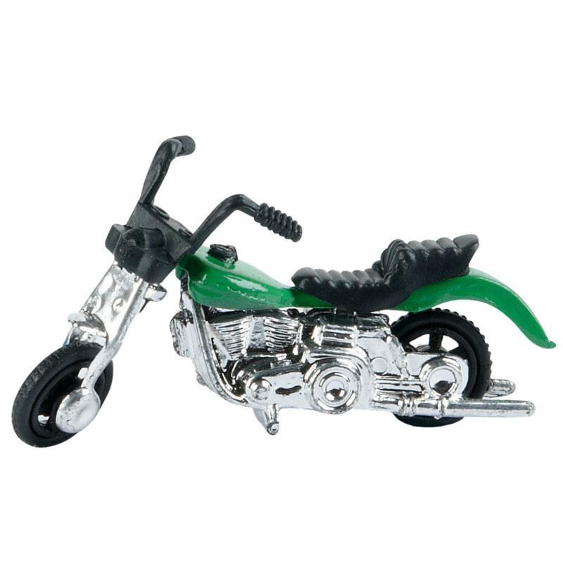 Die Cast Motorcycles Assorted (8 count)