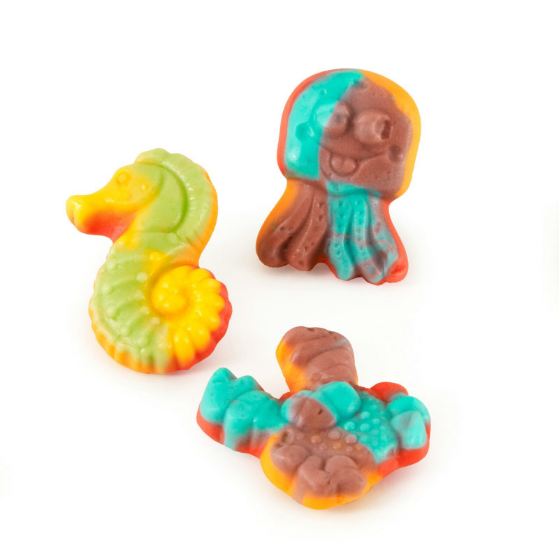 Sea Critter Gummi (16 count)