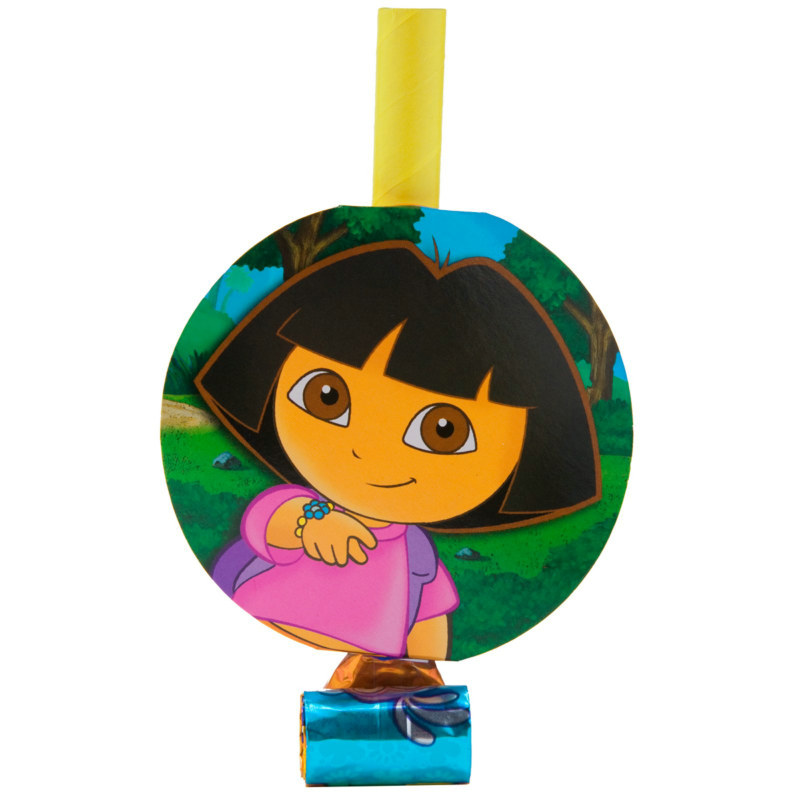 Dora and Friends Blowouts (8 count)