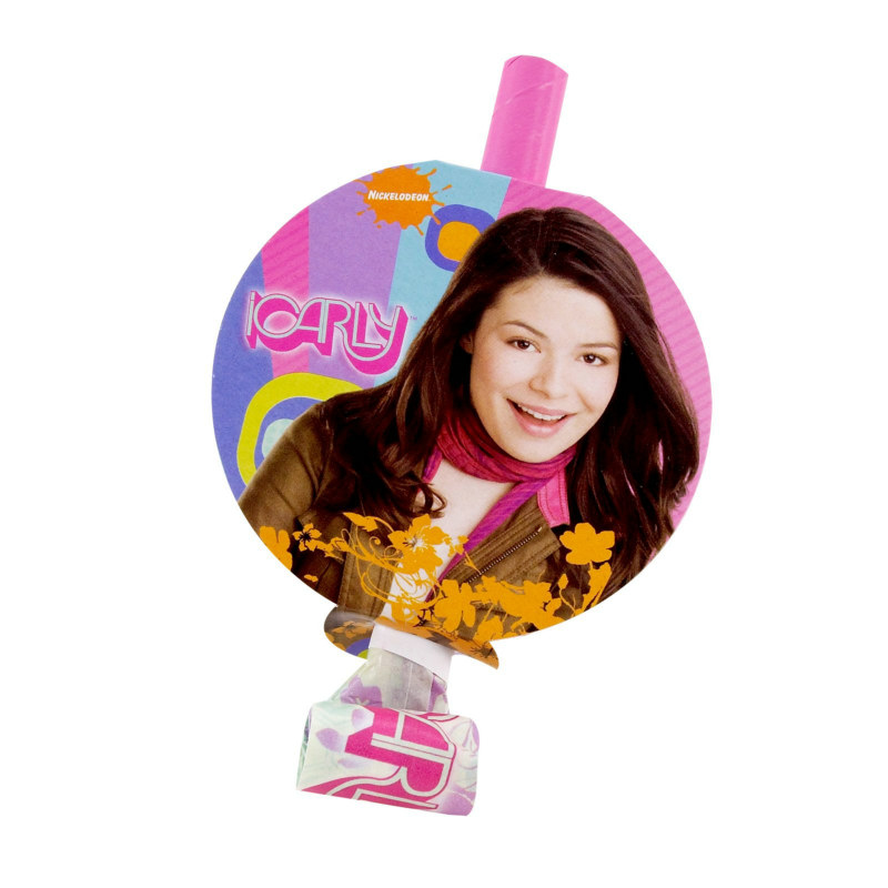 iCarly Blowouts (8 count)