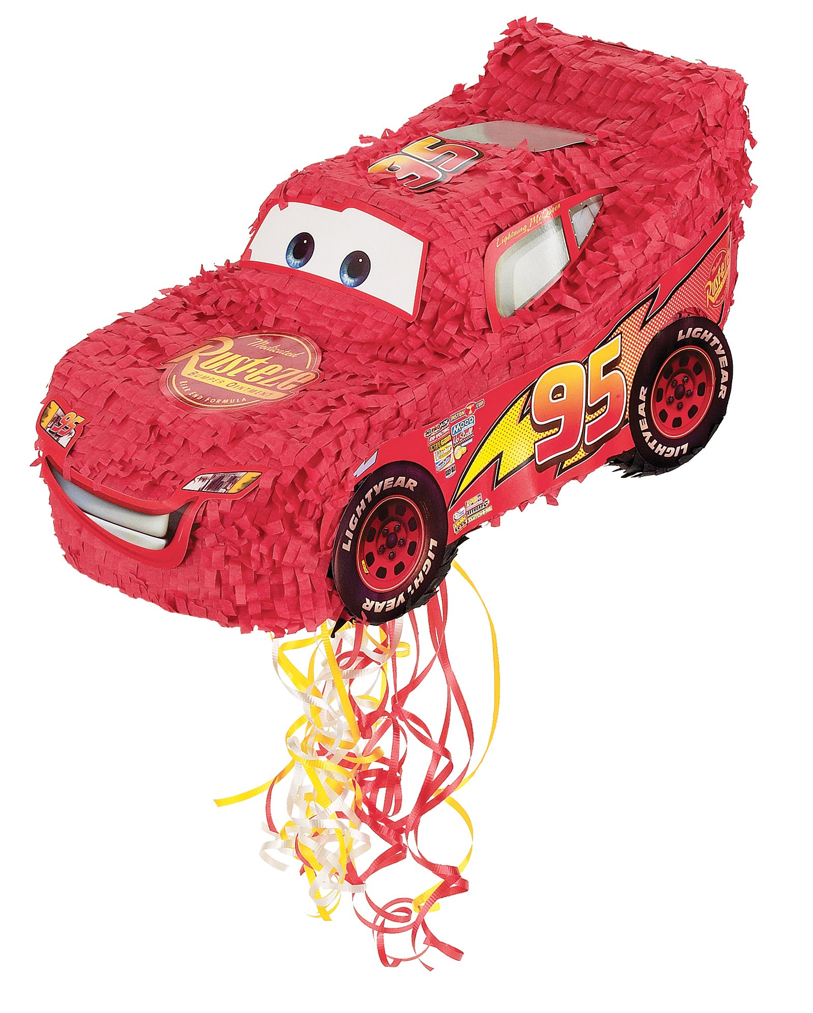 Disney's Cars Pull-String Pinata