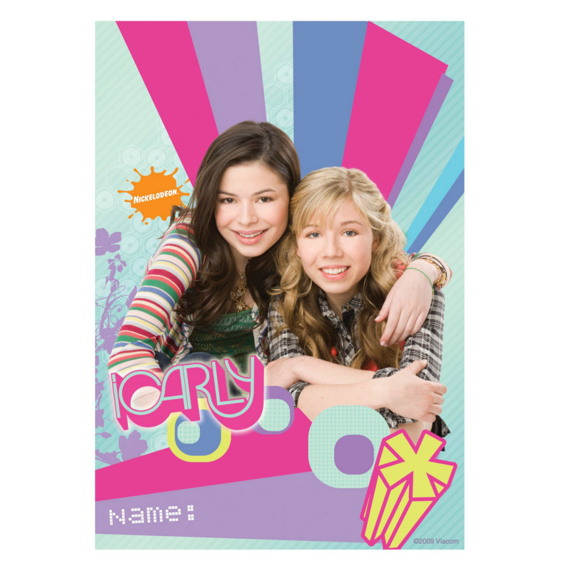 iCarly Treat Bags (8 count)