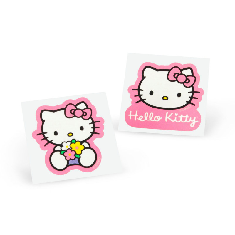 Hello Kitty Tattoos (24 count)