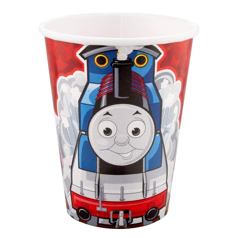 Thomas the Tank Engine 9 oz. Paper Cups (8 count)