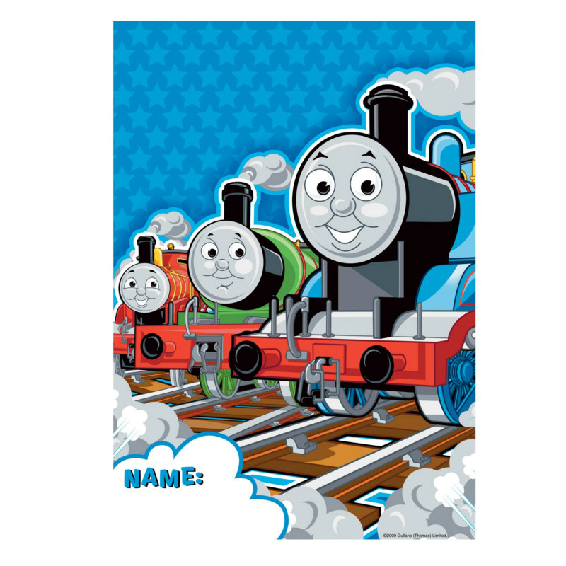 Thomas the Tank Engine Treat Bags (8 count)