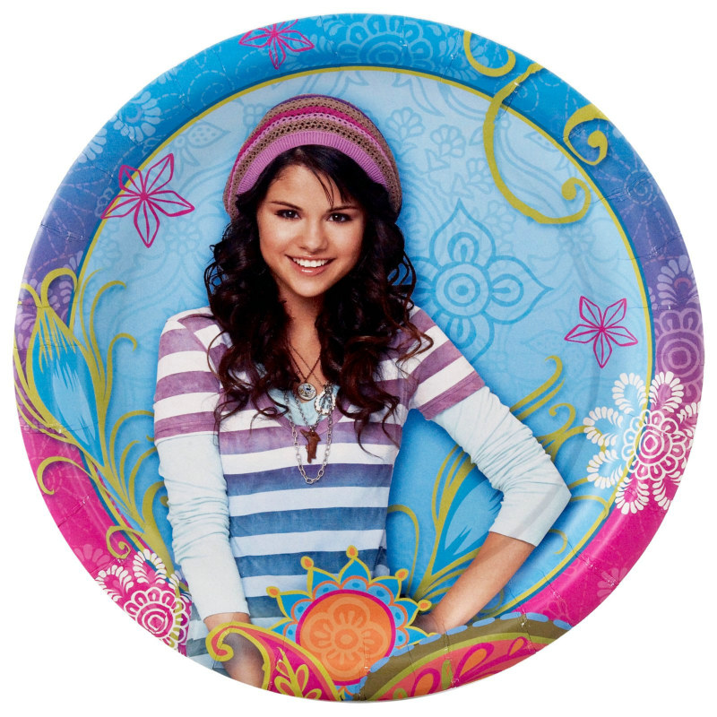 Wizards of Waverly Place Dessert Plates (8 count)