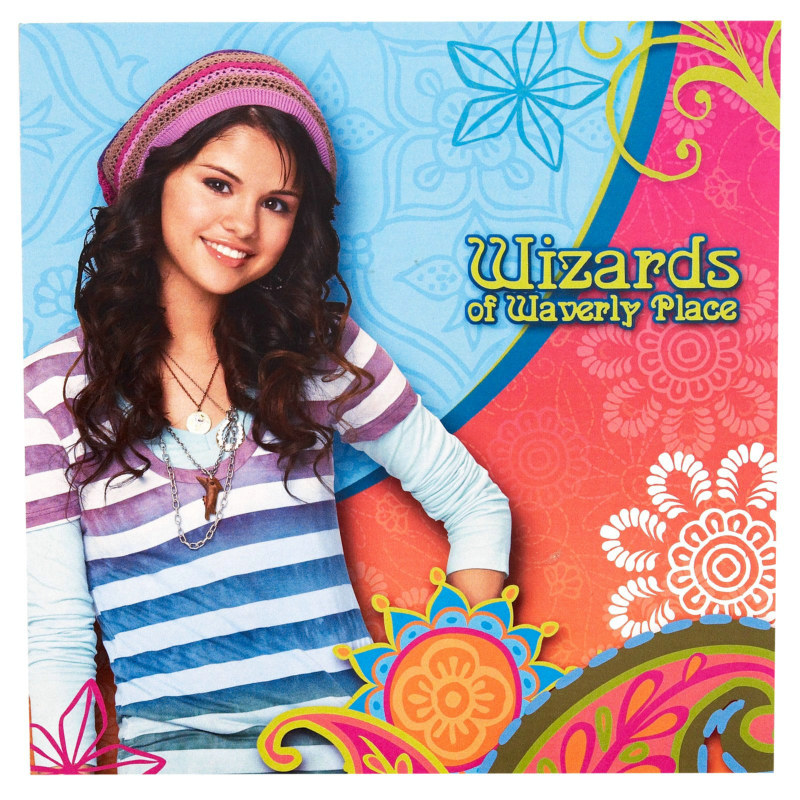 Wizards of Waverly Place Lunch Napkins (16 count)