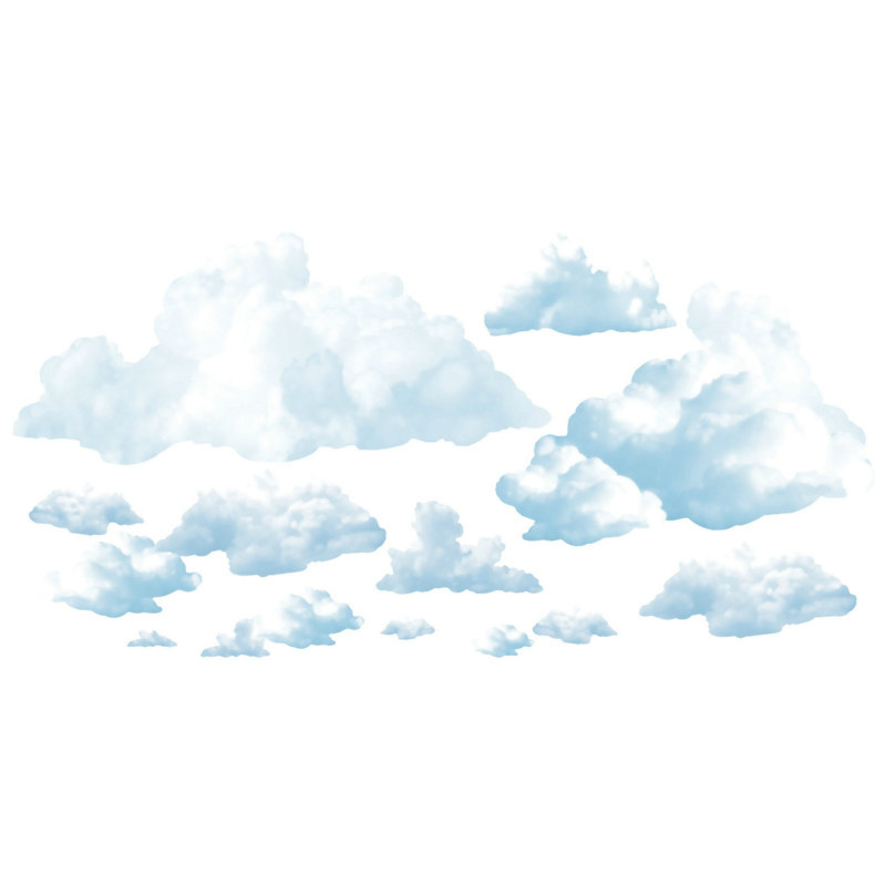 5' Fluffy Cloud Props Add-On - Click Image to Close