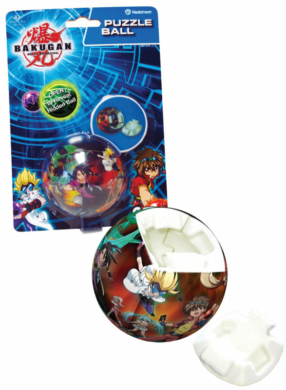 Bakugan Puzzle Ball