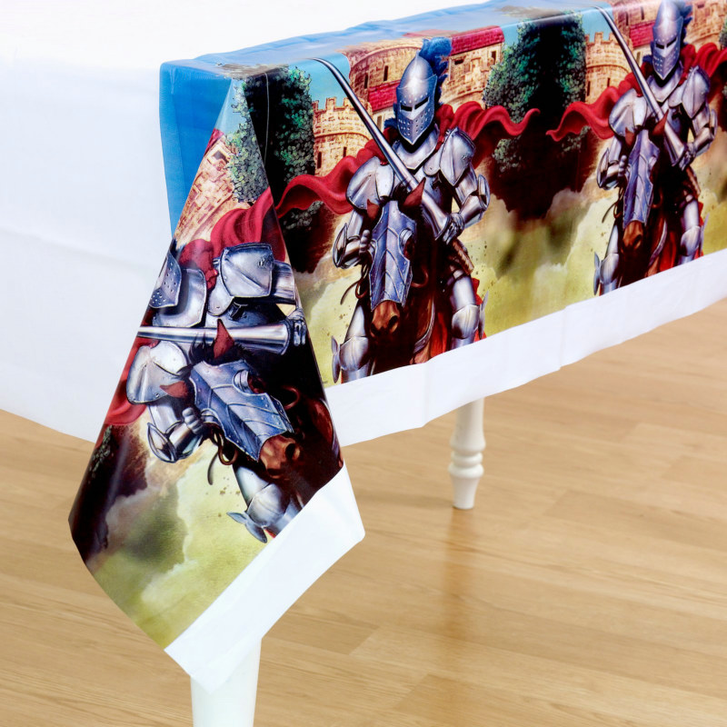 Knight Plastic Tablecover