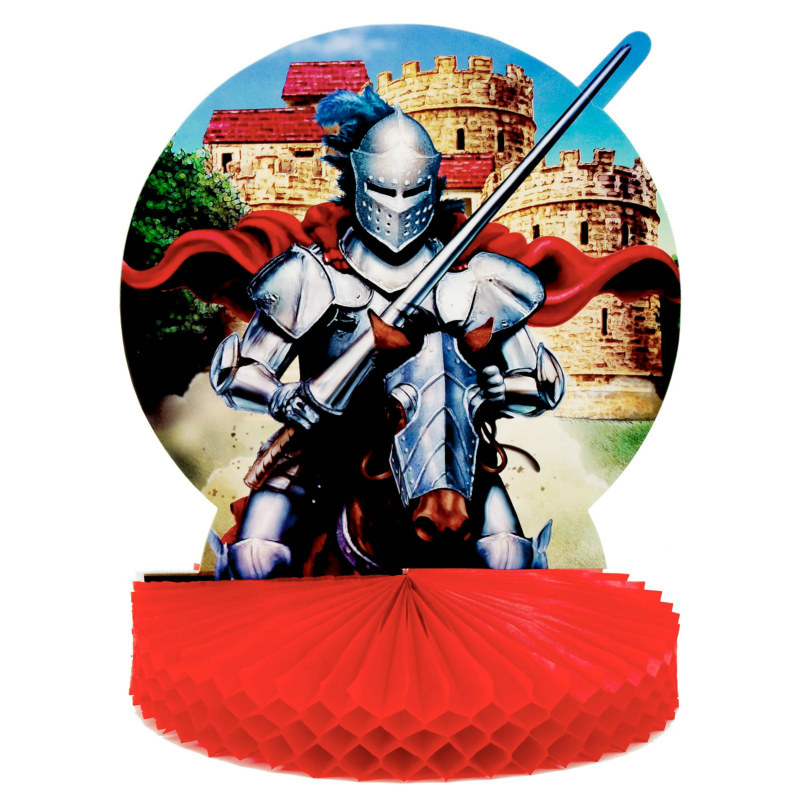 Knight Honeycomb Centerpiece