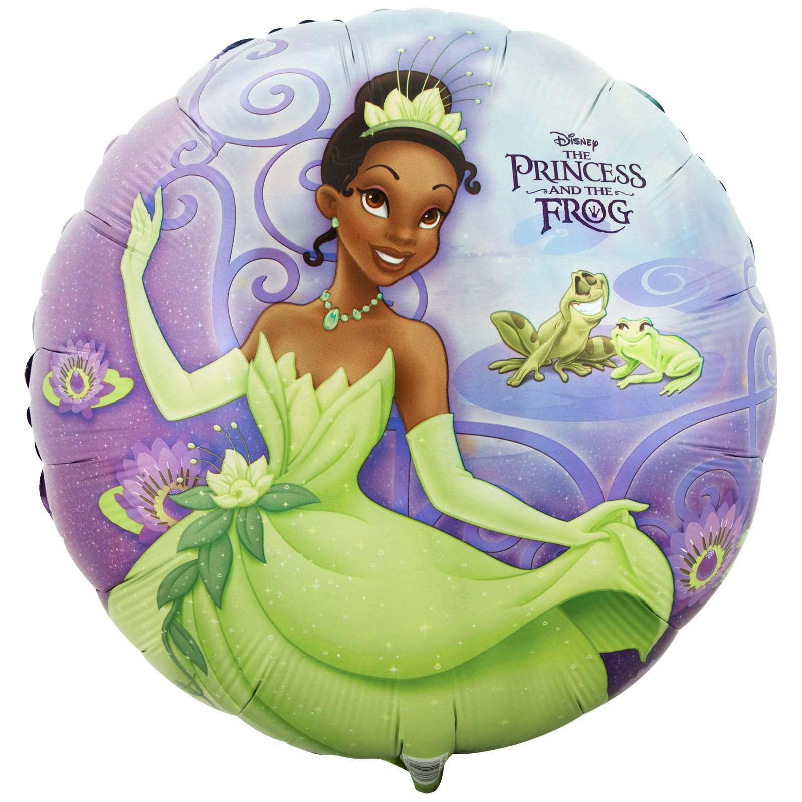 "Princess and the Frog 18"" Foil Balloon"