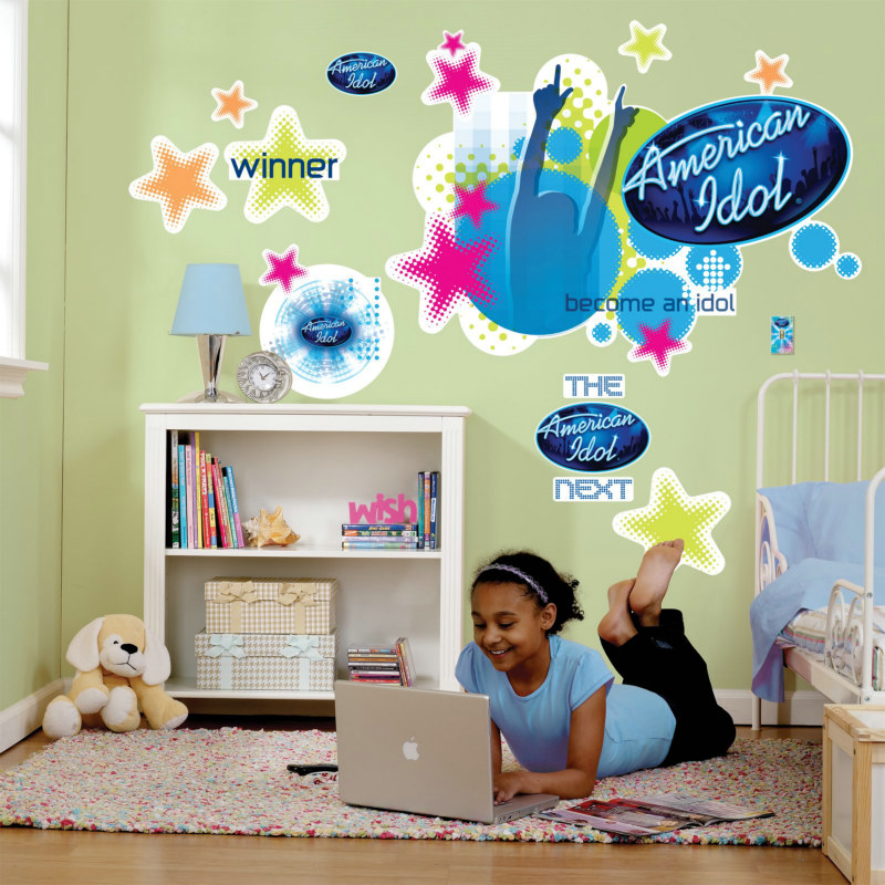 American Idol Giant Wall Decals