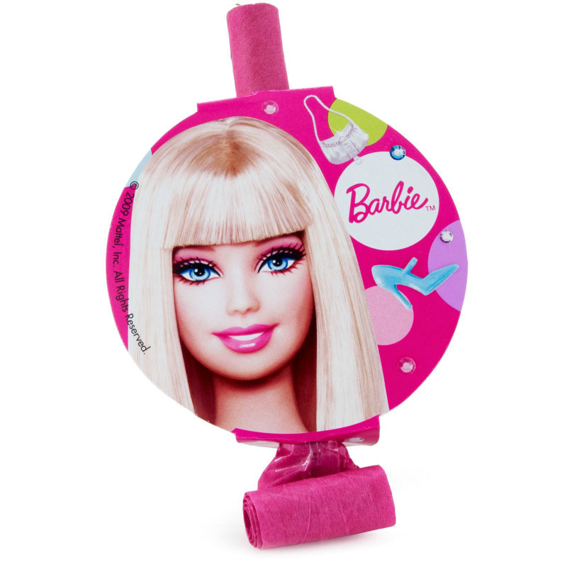 Barbie All Doll'd Up Blowouts (8 count)
