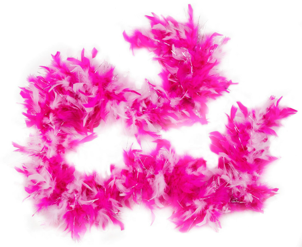 Barbie Feather Boa