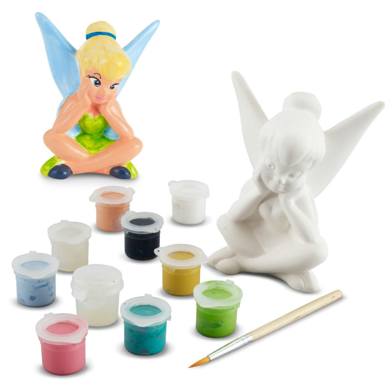 Tinker Bell Paint Pottery
