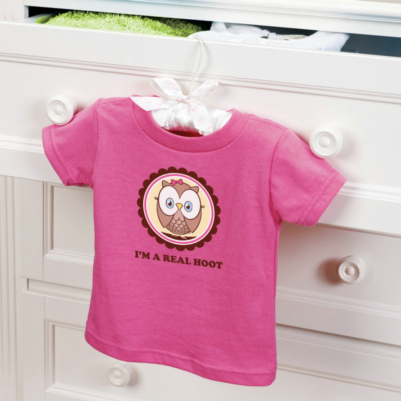 Look Whoo's 1 - Pink T-Shirt (18M)